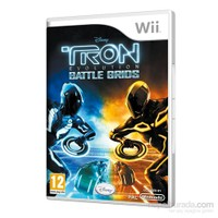 Disney Wii Tron Evolutıon Battle Grıds