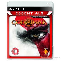 Sony Ps3 God Of War 3