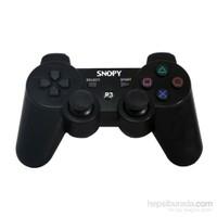 Snopy SG-405 PS3 Çift Titreşimli Joypad
