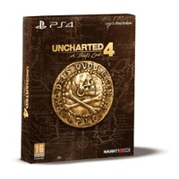 Ps4 Uncharted 4 : A Thief's End Special Edition