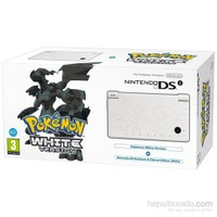 Nintendo DSI Pokemon White Limited Edition Oyun Konsolu