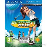 Sony Ps Vıta Everybodys Golf