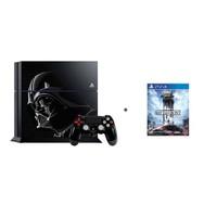 Sony Playstation 4 1 Tb Star Wars Special Edition + Star Wars Battlefront Special Edition