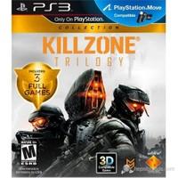 Killzone Trilogy Türkçe ( 3 Oyun) PS3