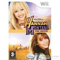 Disney Wii Hannah Montana The Movıe