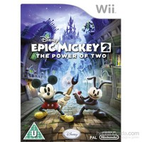 Disney Wii Epıc Mickey 2 The Power Of Two