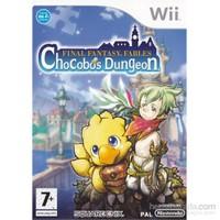 Square Enix Wii Fınal Fantasy Chocobos Dungeon
