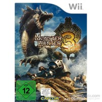 Nintendo Wii Monster Hunter 3