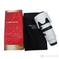 Önsoy Nikon Lens Termos Beyaz