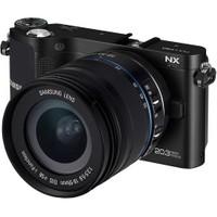 Samsung NX210 18-55mm Lens + Harici Flaş Aynasız Dijital Fotoğraf Makinesi