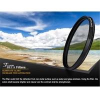 Canon 18-135Mm Lens İçin Cir Cpl Circular Polarize Filtre