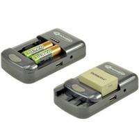 2 Power UDC5001A-RPEU-EU Universal Kamera Batarya Şarj Cihazı