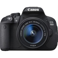 Canon Eos 700D + 18-55 Is Stm + Çanta + 16 Gb Hafıza Kartı
