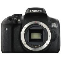 Canon Eos 750D Body + Çanta + 16 Gb Hafıza Kartı