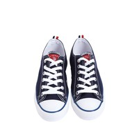 U.S. Polo Assn. S082sz033.Csl.Lınen5y.200 Lacivert Ayakkabı