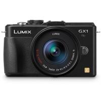 """Panasonic DMC-GX1K 14-42 Lens Kit 16 MP 3.0"""" SLR Fotograf Makinesi"""