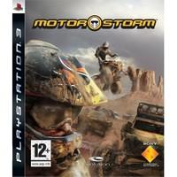 Sony Moto Storm Ps3 Oyun