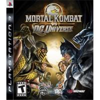 Warner Bros Mortal Kombat Vs Dc Universe Ps3 Oyun