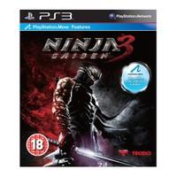 Tecmo Ninja Gaiden 3 Ps3 Move Oyun