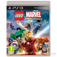 Warner Bros Lego Marvels Super Heroes Ps3