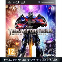 Transformers Rise Of The Dark Spark Ps3 Oynu