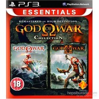 God Of War Colletion Ps3 Oyunu
