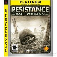 Resistance Fall Of Man Ps3 Oyunu