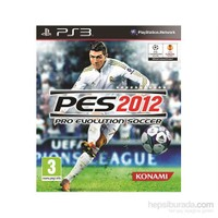 Pes 2012 Ps3 Oyunu