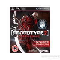 Prototype 2 Limited Edition Ps3 Oyunu