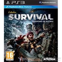 Cabela's Survival Shadows Of Katmai Ps3 Oyunu