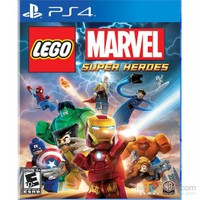 Lego Marvel Super Heroes Ps4 Oyunu