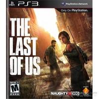 The Last Of Us Ps3 Oyunu