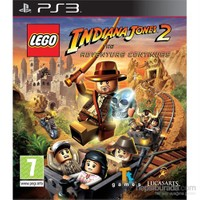 Lego İndiana Jones 2 Ps3 Oyunu