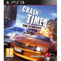 Crash Time 4 The Syndicate Ps3 Oyunu