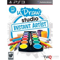 Udraw Studio İnstant Artist Ps3