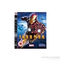 Iron Man Ps3 Oyun
