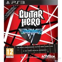 Guitar Hero Van Halen Ps3 Oyun