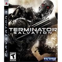 Evolved Terminator Salvation Ps3