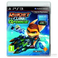 Sony Ps3 Ratchet Clank Q Force