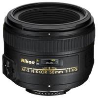 Nikon AF-S 50mm/1.4 G Objektif