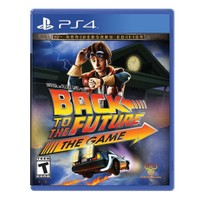 Telltale Games Back To The Future The Game-30Th Anniversary Ps4 Oyun