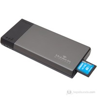 Kingston MobileLite Kablosuz Kart Okuyucu (Akıllı Telefonlar ve Tabletler İçin) MLW221