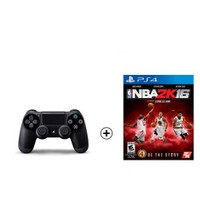 Sony Playstation Dualshock 4 + Nba 2K16 Ps4 Oyun