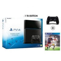 Sony Playstation 4 Ultimate 1Tb Oyun Konsolu + Fıfa 2016 + 2. Kol