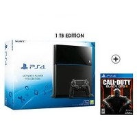 Sony Ps4 Ultimate 1Tb Konsol + Call Of Duty: Black Ops 3