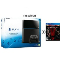 Sony Ps4 Ultimate 1Tb + Metal Gear Solid V The Phantom Pain