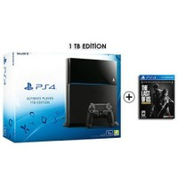 Sony Playstation 4 Ultimate 1Tb Oyun Konsolu + Last Of Us Remastered