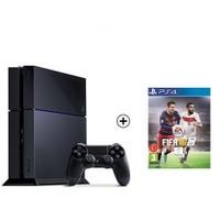 Sony Playstation 4 500Gb Oyun Konsolu + Fıfa 2016 Ps4 Oyun