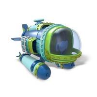 Activision Skylanders Superchargers Vehicle Dıve Bomber