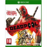 Activision Xbox One Deadpool